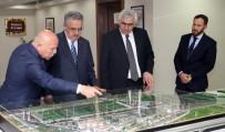 HAYATİ YAZICI - AK Parti Genel Başkan Yardımcısı Yazıcı'dan Büyükşehir'e Ziyaret