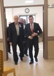 MEHMET POLAT - Belediye Başkanı Doğan İnşaat Mühendisi Küçükcan'ın Taziyesine Katıldı