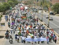 MEXICO - Bolivya'da Ölü Sayısı 30'A Yükseldi