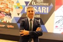 YUSUF BÜYÜK - Doç. Dr. Feysel Taşçıer 'Yılın Milli Eğitim Müdürü' Seçildi