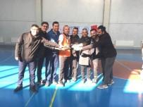 ALI ÖZDEMIR - Hisarcık'ta 'Öğretmenler Günü' Futsal Şampiyonu 15 Temmuz Şehitleri Anadolu Lisesi