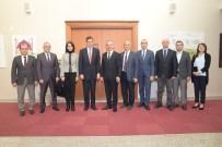 JUAN - İspanya'nın Ankara Büyükelçisi Barba'dan ESOGÜ'ye Ziyaret