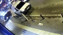 RAUF DENKTAŞ - Öldürdüğü Arkadaşının Cesediyle Otomobille Bekçilerden Kaçan Zanlı Kamerada