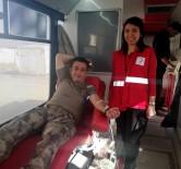ÖZEL HAREKET - Özel Harekatçılar Kan Bağışında Bulundu