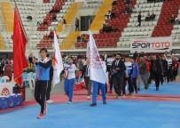 METIN ŞAHIN - Taekwondo Türkiye Şampiyonası'nın Seremonisi Yapıldı