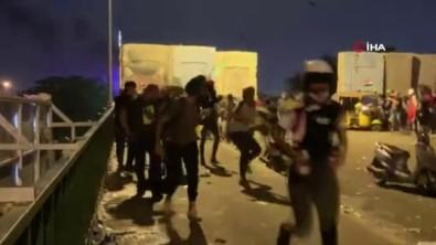 Bağdat'ta Protesto Gösterilerinde 4 Kişi Daha Öldü