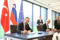 VOLEYBOL ŞAMPİYONASI - Bakan Kasapoğlu Slovenya'da