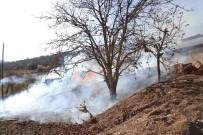 MEHMET AKGÜN - Bolu'da Samanlık Yangınında Yüzlerce Tavuk Telef Olmaktan Kurtarıldı