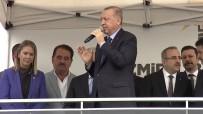 KÖŞE YAZARı - Cumhurbaşkanı Erdoğan'dan Külliyede Bir CHP'li İle Görüştüğü İddialarına Yanıt