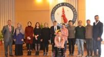 İZLANDA - DPÜ Engelli Öğrenci Birimi'nden Rektör Uysal'a Teşekkür Ziyareti