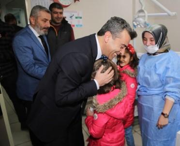Erzurum'da 'Ağız Ve Diş Sağlığı Haftası' Etkinlikleri