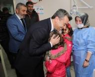 DIŞ MACUNU - Erzurum'da 'Ağız Ve Diş Sağlığı Haftası' Etkinlikleri
