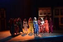 ALI ÖZTÜRK - 'Eski Bir Şehir Hikayesi' İsimli Halk Dansları Gösterisi