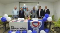 FETHIYESPOR - Fethiyespor'un Forma Sponsoru Belli Oldu