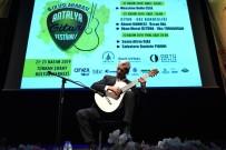 MUSTAFA AKAYDıN - Gitar Festivali Başladı