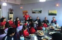 ALI HAYDAR - İlgen'den Sporculara Yemek İkramı