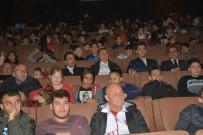 İSMAİL HACIOĞLU - Sporcular, 'Cep Herkülü Açıklaması Naim Süleymanoğlu'nu İzlediler