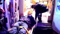 Adana Kamyonetin Çitlere Çarpması Sonucu 4 Kişi Yaralandı