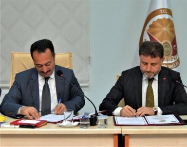 Bilecik'te 'Ceviz Üretimini Yaygınlaştırma' Projesinin Protokolü İmzalandı