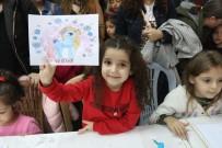 DINOZOR - Çocuklar Hem Eğlendi Hem De Becerilerini Geliştirdi