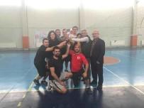 ALI ÖZDEMIR - Hisarcık'ta Öğretmenler Günü Voleybol Turnuvası Sona Erdi