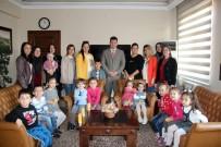 Kırkağaç Kaymakamı Büyükköse Minik Öğrencileri Ağırladı