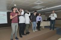 DIŞ MACUNU - KMÜ'de Aşçılık Öğrencilerine İlk Yardım Eğitimi