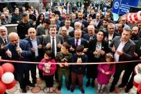 Lapseki'de Şehitler Kur'an Kursu Ve İnci Taneleri Kreşi Törenle Açıldı