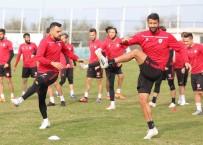 ŞANLıURFASPOR - Samsunspor Şanlıurfaspor Maçına Hazır