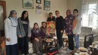 Seyitgazi'deki Şehit Ailesini Yalnız Bırakmadılar