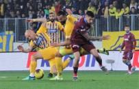 HASAN KAYA - Süper Lig Açıklaması MKE Ankaragücü Açıklaması 0 - Trabzonspor Açıklaması 1 (İlk Yarı)