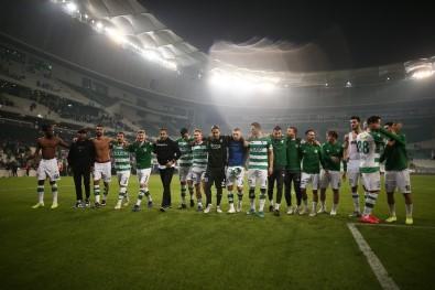 TFF 1. Lig Açıklaması Bursaspor Açıklaması 1 - Keçiörengücü Açıklaması 0