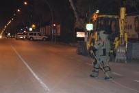 BOMBA İMHA UZMANI - 2. Ordu Komutanlığı Önünde Şüpheli Valiz Alarmı
