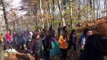 AHMET SELVI - Dumanlı Yaylası, Sonbahar Renkleriyle Büyülüyor