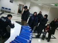KARACAAHMET - Gaziantep'te 6 Yabancı Uyruklu Şahıs Yakalandı