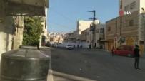 GAZ BOMBASI - İsrail Askerleri Öğrencilere Gaz Bombası Attı