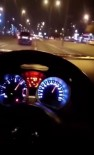 EDIRNEKAPı - (Özel) İstanbul Trafiğini 'Makas' Atarak Birbirine Kattılar