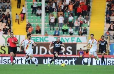 Süper Lig Açıklaması Alanyaspor Açıklaması 0 - Göztepe Açıklaması 1 (Maç Sonucu)