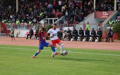 TFF 2. Lig Açıklaması Kahramanmaraşspor Açıklaması 1 - Kardemir Karabükspor Açıklaması 0