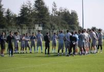 GETAFE - Trabzonspor, Getafe Maçı Hazırlıklarına Başladı