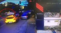AHMET ADNAN SAYGUN - Ünlü İş Adamı Sacit Naşit Batllo'nun Ölümden Döndüğü Kaza Kamerada
