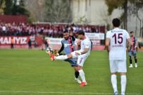 UŞAKSPOR - Uşakspor Evinde Bandırmaspor'a 3-1 Mağlup Oldu