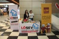 LÖSEV - 67 Burda AVM'de Öğretmenlere Anlamlı Hediye