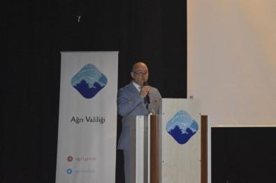 Ağrı'da 'Aile İçi İletişim' Konulu Program Düzenlendi