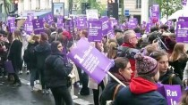 KADIN ŞİDDET - Fransa'da Bir Yılda 137 Kadın Cinayeti