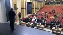 MÜFİT CAN SAÇINTI - Müfit Can Saçıntı'dan Türk Dizi Film Sektörüne Övgü