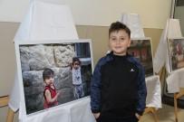 ÇOCUK HAKLARı GÜNÜ - (Özel) 4 Yaşında Fotoğraf Çekmeye Başladı, 7 Yaşında Sergi Açtı