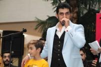 BAYHAN - Popstar Bayhan Batman'da Konser Verdi