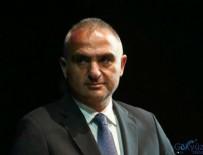 HALUK BİLGİNER - Bakan Ersoy'dan Haluk Bilginer'e kutlama