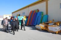 PERİYODİK BAKIM - Başkan Çolakbayrakdar, 'Atölyemiz Sanayi Sitesi Gibi Çalışıyor'